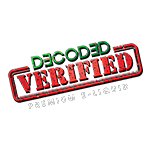 Decoded Verified' logo