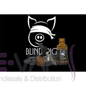 The Real McCoy e-liquid by The Blind Pig