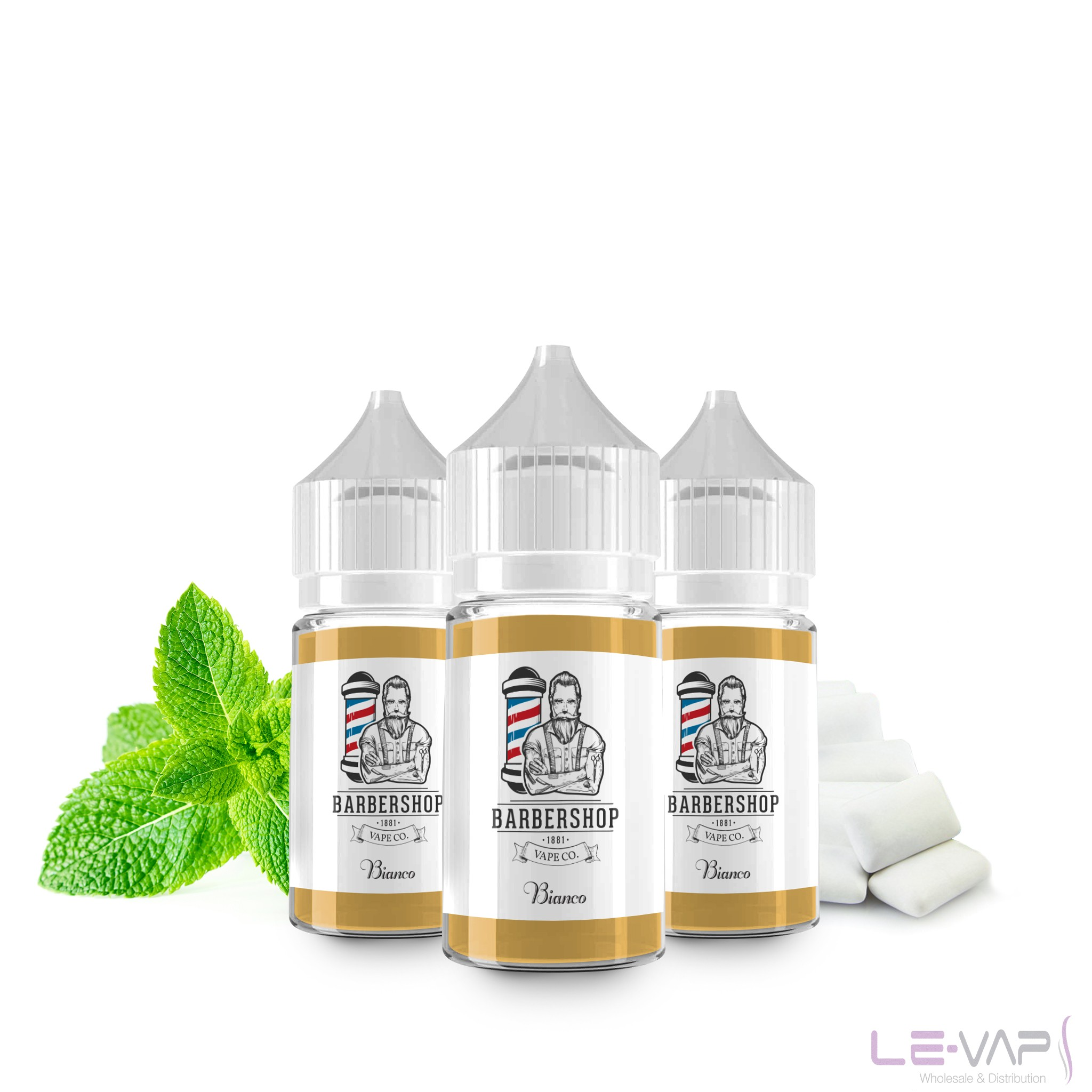 Bianco - Barbershop Vape Co