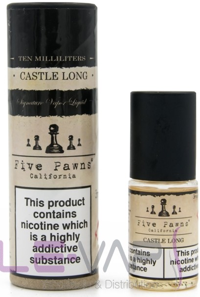 Castle Long 5x10ml