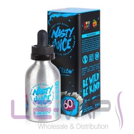 Slow Blow e-liquid by Nasty Juice 50ml Shortfill