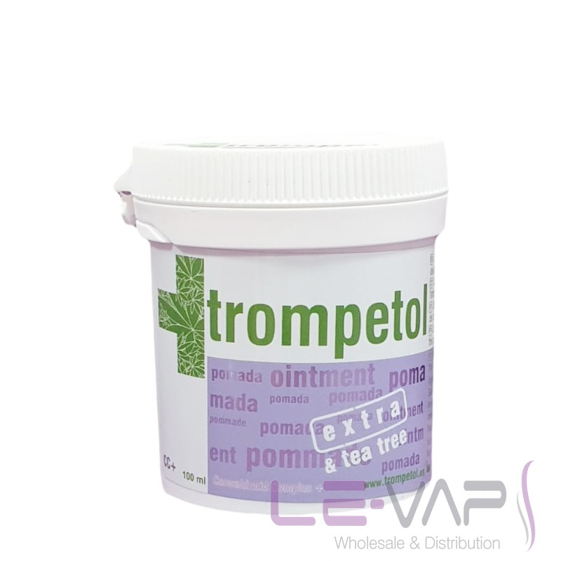 Trompetol Extra  Body Lotion with Tea Tree Oil