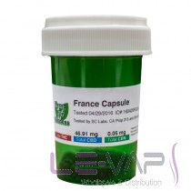 France Spectrum Hemp Oil Capsules