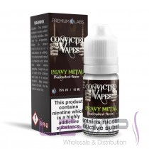 HEAVY METAL by Convicted Vapes Series