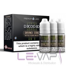 Decoded Davinci Code 3x10ml