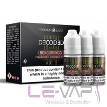 Decoded RongoRongo 3x10ml
