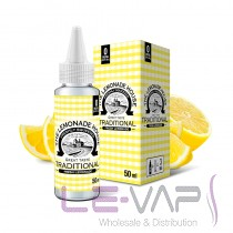 Traditional Lemonade e-liquid By The Lemonade House 50ml