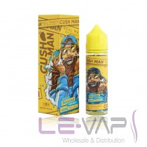 Mango Banana CUSH MAN SERIES ELIQUID BY NASTY JUICE