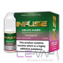 MELON MAGIC ELIQUID  BY VAPE INFUSE