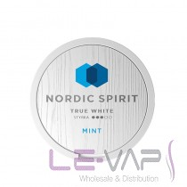 Nordic Spirit True White Mint Nicotine Pouches