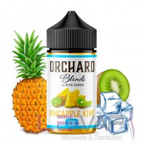 Pineapple Kiwi Ice Orchard By Five Pawns