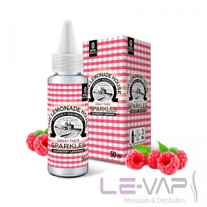 Sparkles - Raspberry Lemonade e-liquid By The Lemonade House 50ml